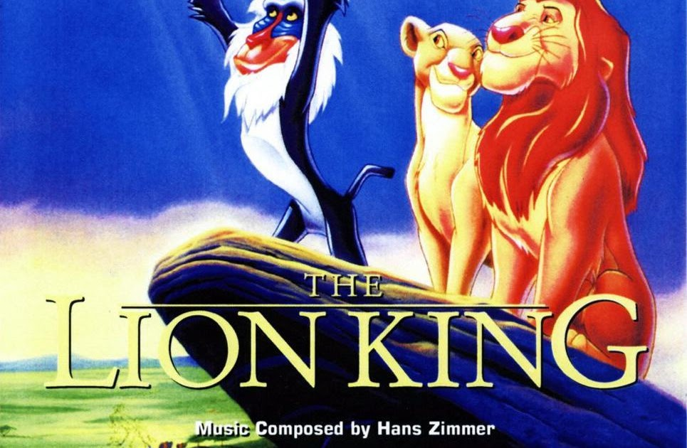 animated movies  the lion king  1994  dvdrip 300mb
