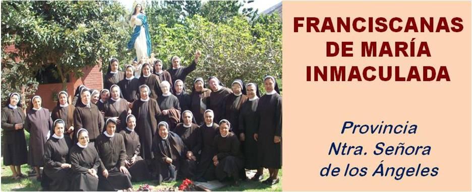 FRANCISCANAS DE MARIA INMACULADA