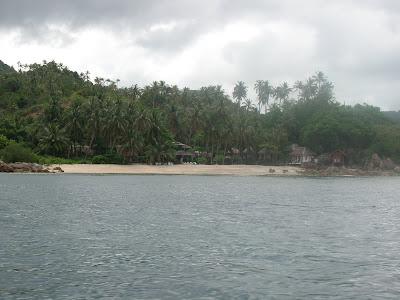 koh_phangan_island, koh_phangan_sziget thai Tájföld Thaiföld