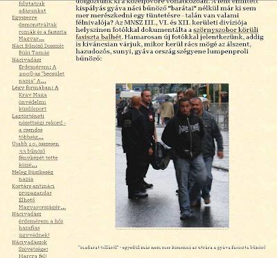 printscreen: a lopott kép a nacivadasz.blogspot.com
