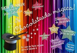 CHOCOLATEADA MAGICA