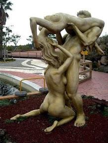 Escultura en Japón
