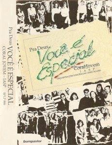Coral Jovem do IASP - Pra Deus Você é Especial(Voz e Play Back)