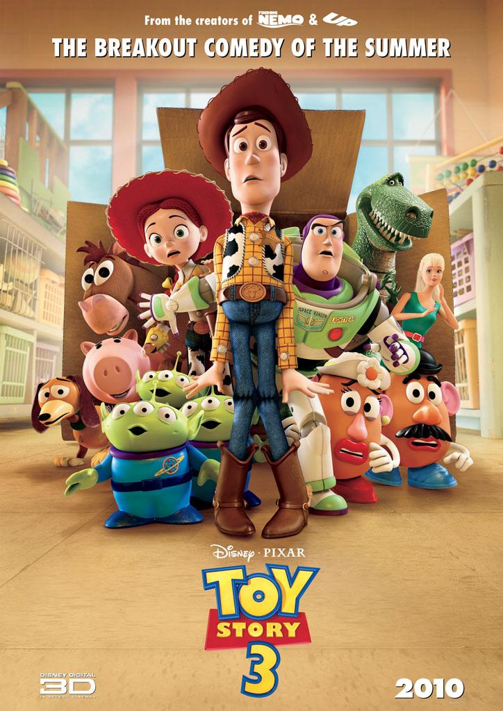 What Really Matters. Toy Story 3 (u53cdu6597u5947u5175 3)