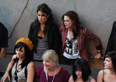 Kristen Stewart Nikki Reed on In Case Nikki Reed And Kristen Stewart Weren T Doing Enough Together K