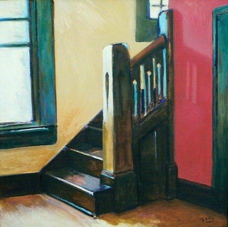 Wheeler Staircase 2