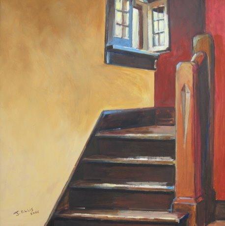 Wheeler Staircase 1