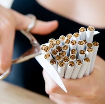 sigarayı bırakma.