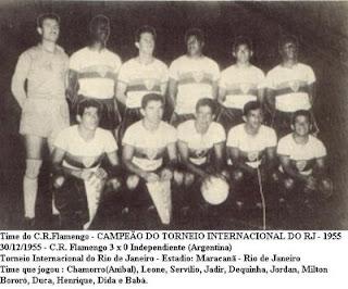 Time do Flamengo de 1955