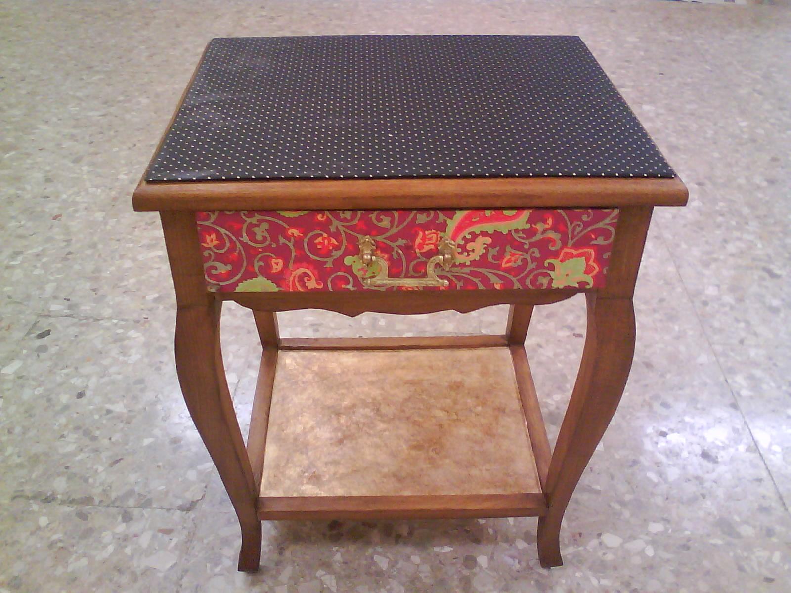 mi artesania clases de reciclado de muebles