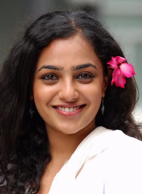 Nitya Menon still from her latest Telugu Movie Ala Modalaindhi
