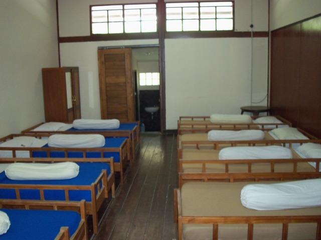 Kamar 10 bunked Rasamala