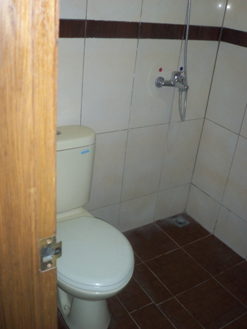 kamar mandi Type Kelana Rimba