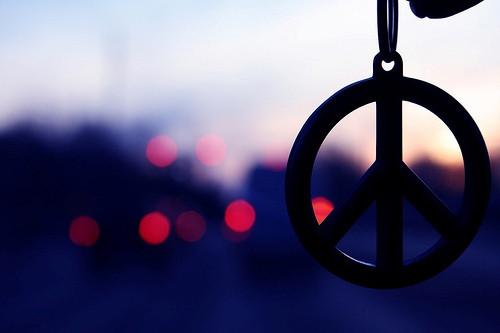 simbolo da paz e amor. simbolos de amor y paz.