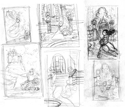 Ag Ford Beauty The Beast Drawing Thumbnails Scroll Down For