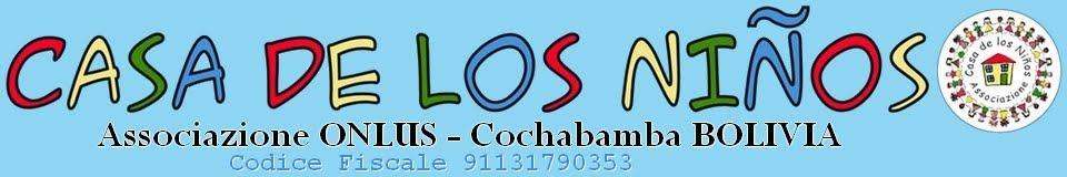 Casa de los niños - Cochabamba - Bolivia