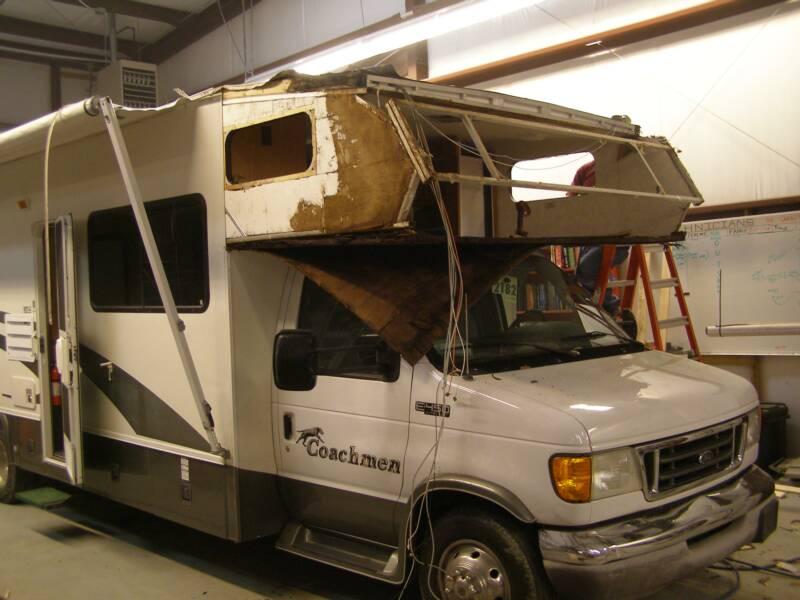 Camping w/Chris: De-Winterizing your RV