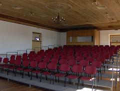 Auditório - Nossa Sala de Cinema