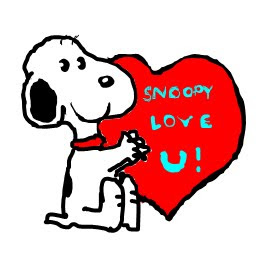 Snoopy Love Is http://linst.blogspot.com/2009/11/my-msn-drawing-part-12.html