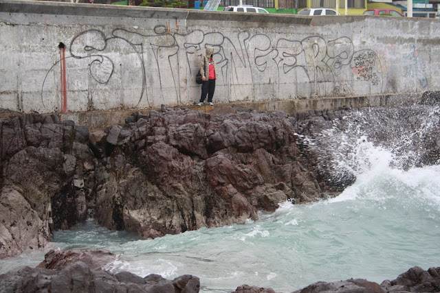 graffiti de izak stiffingerz crew, chile