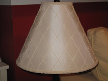 The Lampshades below were gifts for friends and family