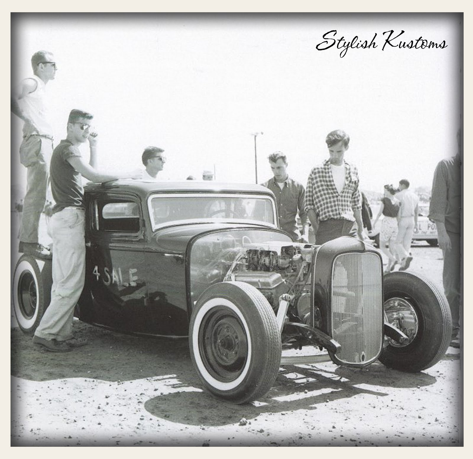 STYLISH KUSTOMS: Great Hot Rod Photos