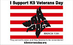 I Support k9 Veteran&#39;s Day click on pic and go see!