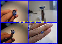 [SALE] Natural Vivid Blue Safir
