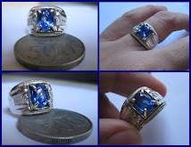 [SALE] NATURAL Blue Safir Ceylon CORRONDUM
