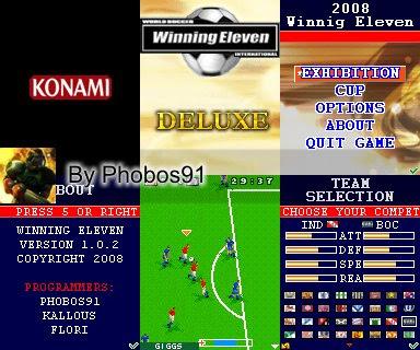 juegos java para celulares de 128x160 Winning+eleven