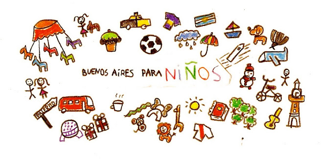 Buenos Aires para Niños - blog de Buenos Aires para crianças
