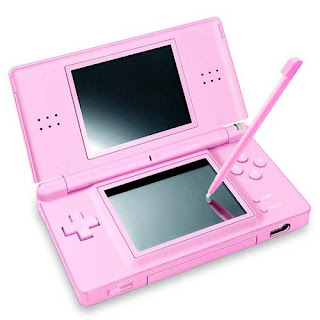 liherrehil pink nintendo ds lite. Black Bedroom Furniture Sets. Home Design Ideas