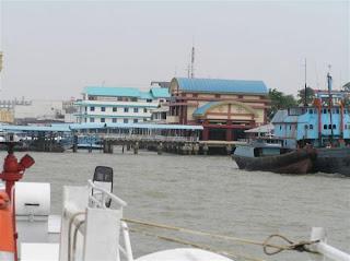 jabatan pelabuhan dan dermaga sandakan tel