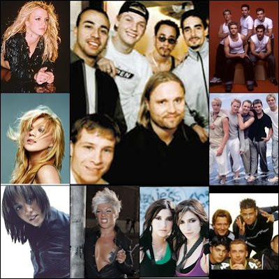 Pop from 90´s & Now!: Max Martin
