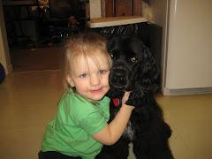 Addison and Dobby