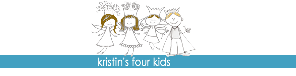 Kristin's Four Kids