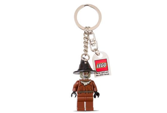 852130 Scarecrow keyring