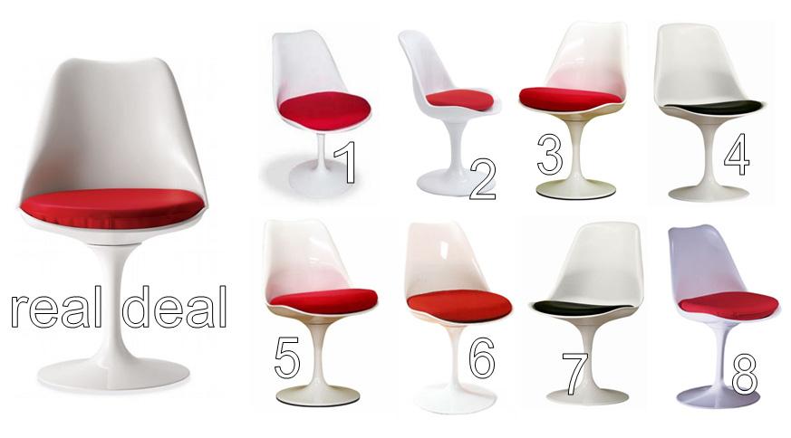 Laurendy knock it off saarinen tulip chair - Saarinen chair knock off ...