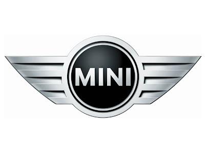 Mini Cooper Logo. MINI COOPER.