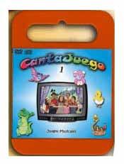 dvd de cantajuegos