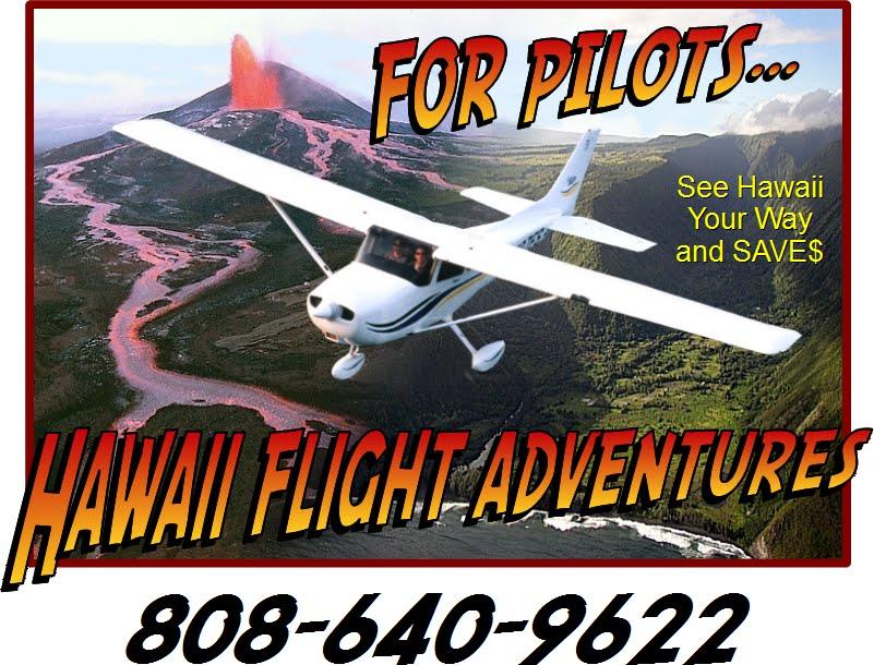 Hawaii Flight Adventures