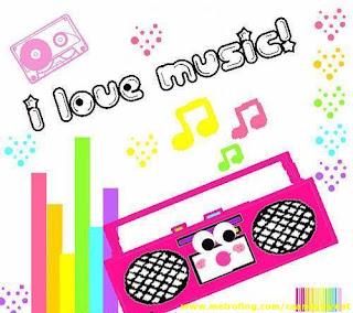 musica pop y balada: