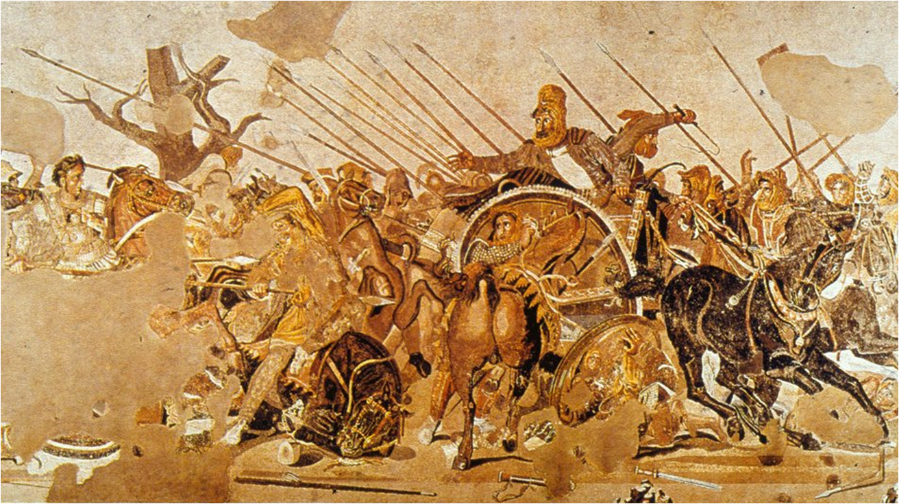 the greco persian war battles fought How 300 odd spartans led by leonidas actually which details greco-persian wars that took in the pitch of battle both sides fought for.