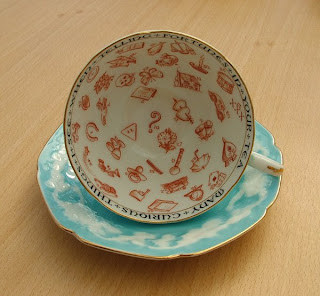 Paragon Fortune Telling Teacup