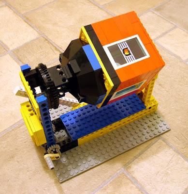 Lego Tombola