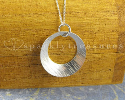Hoopla Pendant By Nicola Ryan