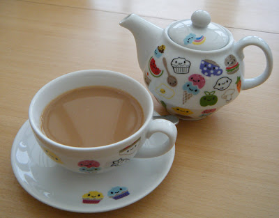 Tea For One Set