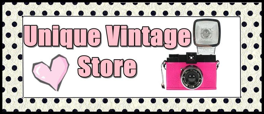 Unique Vintage Store