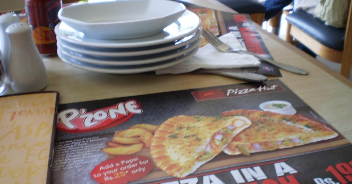 Pizza hut new deals in karachi