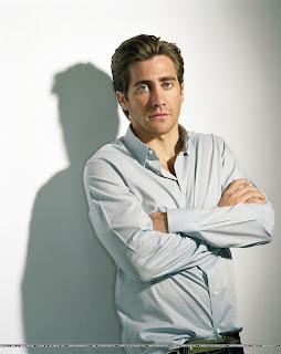 Freakin' gorgeous Jake Gyllenhaal